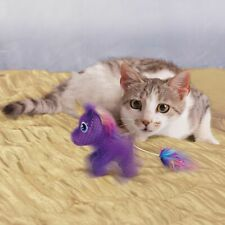 KONG Catnip Cat Toy Enchanted Buzzy Unicorn  Cats Pet Gift Toys