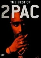 2PAC (THE BEST OF DVD - *RARE* REGION 1 + FREE POST)