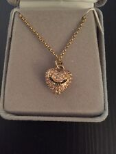 Authentic Juicy Couture Necklace Crystal Necklace