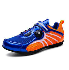 Road Cycling Shoes Men Outdoor Bicycle Shoes Self-Locking Professional Bike Shoe
