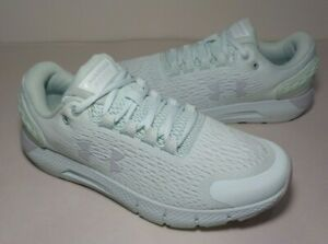 Under Armour Size 9 CHARGED ROGUE 2 Seaglass Running Sneakers New Women's Shoes