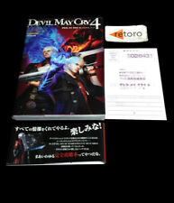 GUIA GUIDEBOOK DEVIL MAY CRY 4 Capcom Official Guide Book PS3 Xbox360 JAP