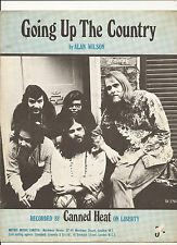 RARITY/COLLECTOR - Partition -1968 - CANNED HEAT - Going up the Country - UK