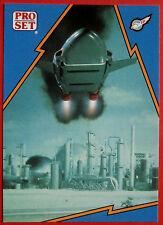 Thunderbirds PRO SET - Card #027 - Thunderbird 2 Power in Action - Pro Set 1992