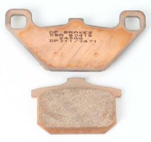 Kawasaki motocycle front & rear brake pads - Vulcan, Ninja, Eliminator - DP311