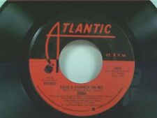 """ABBA """"TAKE A CHANCE ON ME / I'M A MARIONETTE"""" 45  MINT"""