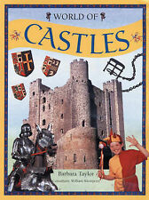 Very Good, Castles, Turrets and Torture Chambers, Taylor, Barbara, Book