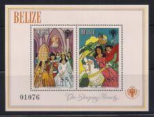 Belize 1980 Sc # 521 Int 'L Year Of Kinder / S MNH Scv. (40684)