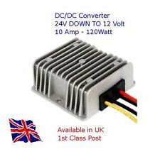 DC/DC Convertisseur de tension, 24 V Step down to 12 V 10 A 120 W-CAMION-CAMPING-CAR