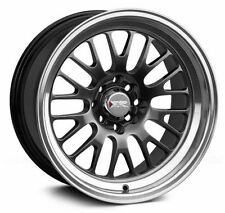 XXR 531 19x8.5 5x112,5x120 35et Chromium Black Machined Lip Wheels Rims