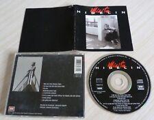 CD ALBUM ILLICITE JACQUES HIGELIN  8 TITRES 1991