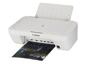 NEW Canon PIXMA MG2522 All-in-One Wired Printer + Ink Black 243 & Colored 244