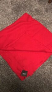 NEXT Red Supersoft Scarf Smart Winter Warm