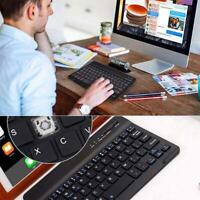 Portable Ultra Slim Bluetooth Wireless Keyboard For Smartphone Tablet Android
