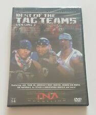 TNA Impact Wrestling Best Of The Tag Teams Volume 1 DVD