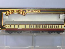 MAINLINE MODEL No.37-112  B.R ex-LMS  57' STANIER  CORRIDOR BRAKE  COACH  VN MIB