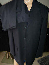 Wool Blend Striped None Suits & Tailoring for Men