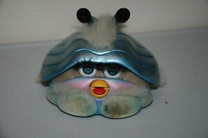 Blue clam interactive shelby toy Furby 2001 tiger electronics Unknown If Works