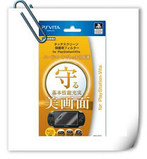 ORIGINAL PSV Vita Fat 1K 1000 HORI Screen Protection Film Filter protector FRONT