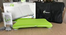 Wii Fit Balance Board With Wii Fit REACT workout kit complete