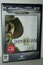 IMPERIALISM II GIOCO NUOVO SIGILLATO PC CD ROM VERSIONE ITALIANA GD1 49147