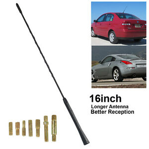 Weather Resistance 41cm Signal Whip Antenna Replacement For Mazda CX-5 3 5 6