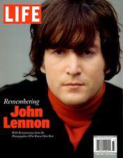 Life Magazine 2013 The Beatles Remembering JOHN LENNON