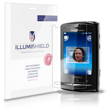 iLLumiShield Clear Screen Protector 3x for Sony Ericsson Xperia X10 Mini Pro