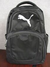"NWT Puma Challenger Backpack, 3 Compartments, Padded 15"" Laptop Pocket - Black"
