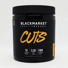 Blackmarket Labs Cuts AdreNOlyn - Pre Workout - 30 Servings - 6 Flavors