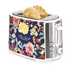 The Pioneer Woman Fiona Floral Extra-Wide Slot 2-Slice Toaster photo
