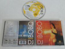 DJ BOBO/WORLD IN MOTION(EAMS 4000-2)CD ALBUM