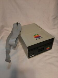 Vintage Apple Disk II Floppy Drive for Computer Model A2M0003