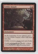 2008 Magic: The Gathering - Shards of Alara #101 Goblin Assault Magic Card 0b5