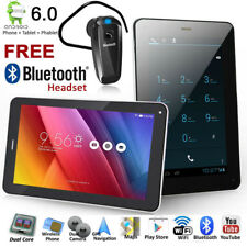 7-inch Phablet Smart Phone + Tablet PC Android 6.0 Bluetooth GPS WiFi Unlocked!