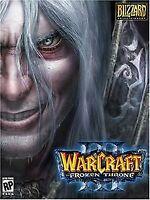 Warcraft 3 - Frozen Throne Add-On von Blizzard Entertain... | Game | Zustand gut