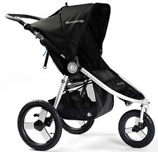 Bumbleride Speed Lightweight Baby Jogger Jogging Stroller Silver Black NEW 2016