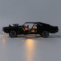 LED Licht Set Für 42111 LEGO Technic Dom's Dodge Charger Beleuchtungs Kit