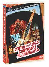 Centro Della Terra Continente Sconosciuto DVD 865242EVDO EAGLE PICTURES