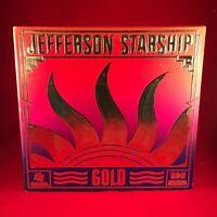 JEFFERSON STARSHIP Gold 1979 UK vinyl LP EXCELLENT CONDITION