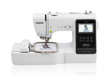 Brother LB7000 Embroidery & Sewing Machine Combo Color Screen USB & More