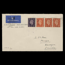 Great Britain 1938 (FDC) King George VI Definitives