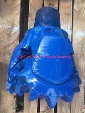 """New listing 14 3/4""""Mill Tooth Tricone Drill Bit Oil, Gas and Water Drilling"""