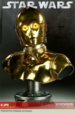 SIDESHOW COLLECTIBLES C-3PO Life-Size Bust
