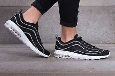 Nike AIR MAX MERCURIAL'98 sneakers palestra casual nere-misure UK 9 (EUR 44)
