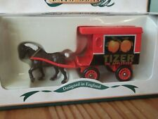 Lledo DG3020, Horse Drawn Delivery Van, Tizer - The Appletizer