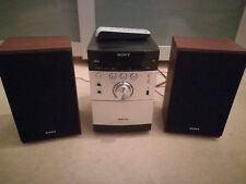 Sony CMT-EH25 Mini HiFi Stereoanlage mit CD Player MP3, USB etc in TOP ZUSTAND