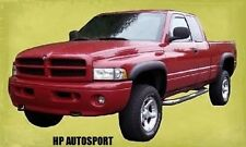 FENDER FLARES FOR 94-02 DODGE RAM 1500/2500/3500 FREE SHIPPING