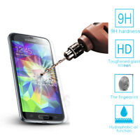 Tempered Glass Screen Protector Film Shield for Samsung Galaxy S4 IV i9500 i9502
