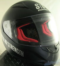 Tucker Rocky SS1500 Off The Chain XS Black Motorcycle Helmet 87-5680